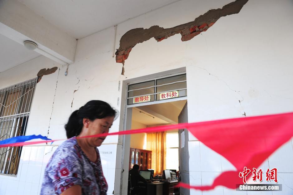 云南景谷地震灾区救灾新况:将选址搭建板房学校