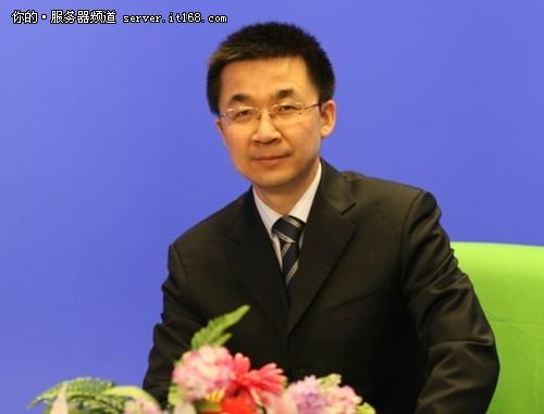 浪潮集团高性能计算总经理刘军