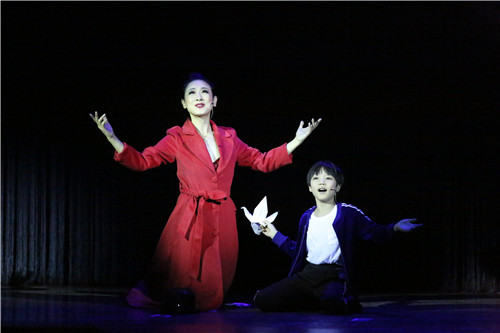 获奖舞蹈高清剧照