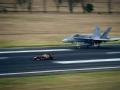 [汽车运动]F1对决F16战斗机 究竟鹿死谁手