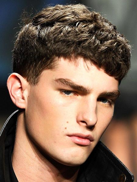 根据发胶选对发蜡见家长发型v发胶-搜狐初中生发型脸型图片