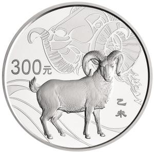 """10公斤羊年""""土豪金币""""估价500万(图)"""