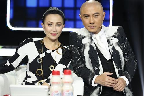 张卫健刘嘉玲好友抢人不手软