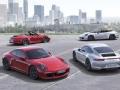 [海外新车]动力强劲4秒破百 全新911 GTS
