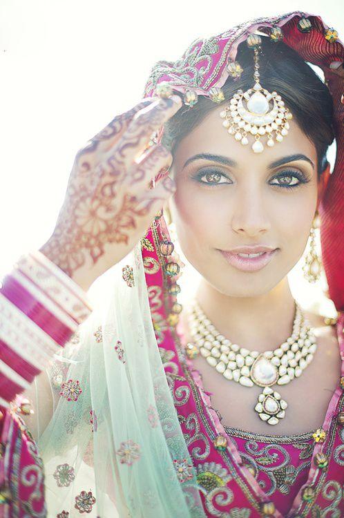 印度新娘(资料图)