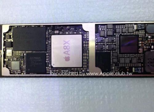 芯片确定A8X?苹果新iPad概念图曝光