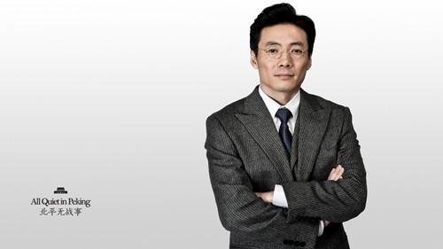 祖锋戏里饰崔中石