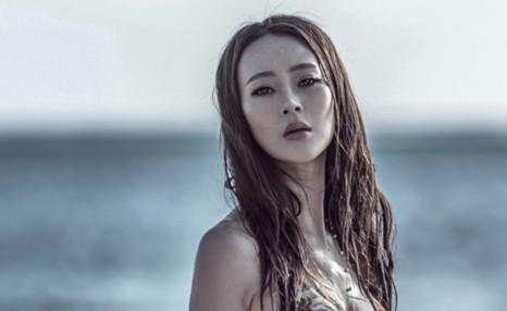 演员万妮恩写真照