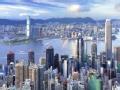 """非法""""占中""""持续 香港经济严重受挫"""