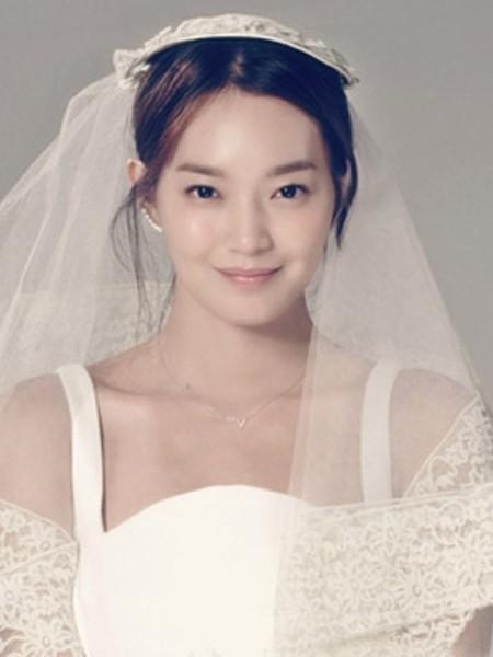 2014新款韩式新娘发型