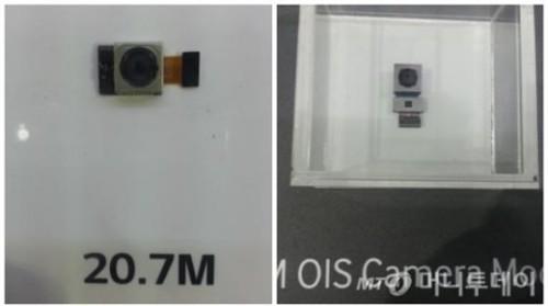 2070万像素/OIS防抖 LG G4摄像头曝光