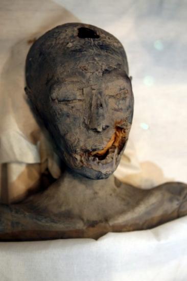埃及法老图坦卡蒙身世之谜 父母系亲兄妹 图 搜狐