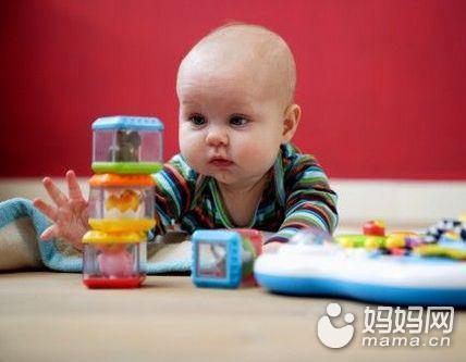 聪明BB的6大潜能表现 你家宝宝中了几条?