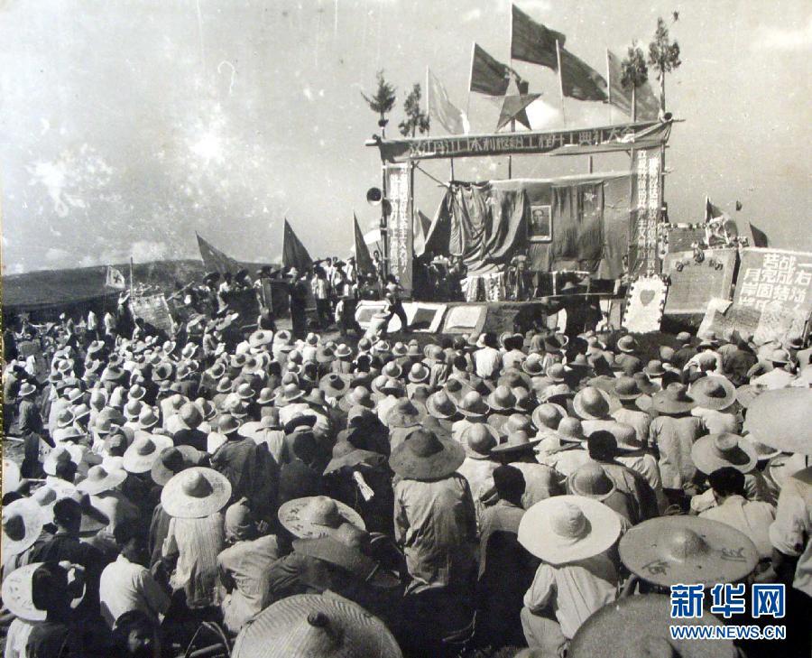 南水北调中线丹江口大坝建设始末