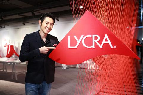 莱卡型动范TM之传播大奖获得者知名主持人陈正飞