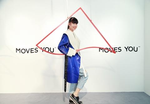莱卡型动范TM之风格大奖获得者独立创意时尚人LEAF GREENER