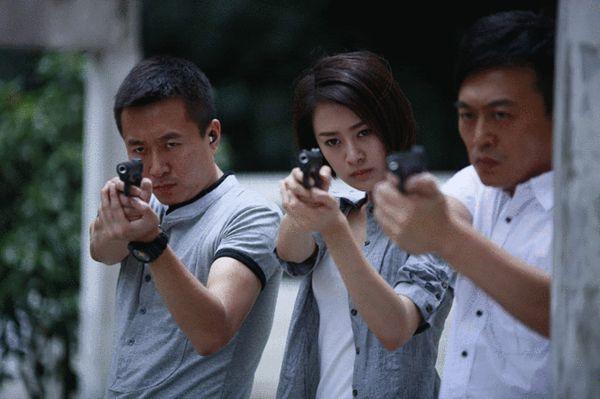 电视剧 中国刑警803 将播 传递社会正能量