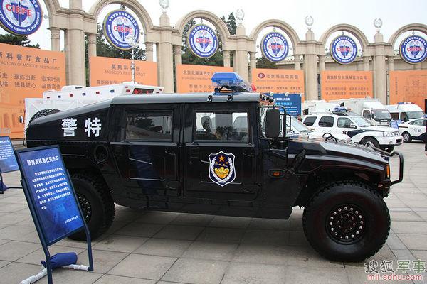 中国勇士突击军车_解放军新型军车如变形金刚 可扛导弹装火炮(图)(7)-搜狐军事频道