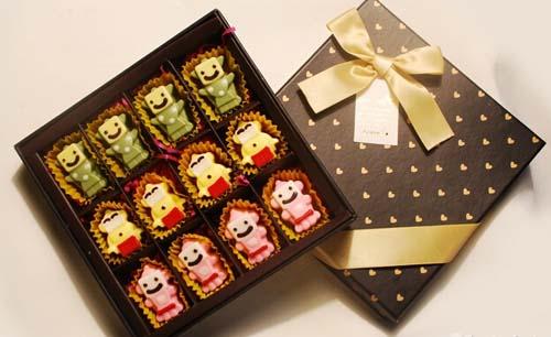 盒子装饰diy手绘图片