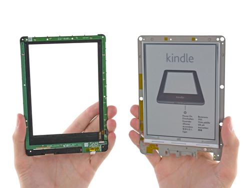 拆机堂:看新版第七代Kindle的内心世界