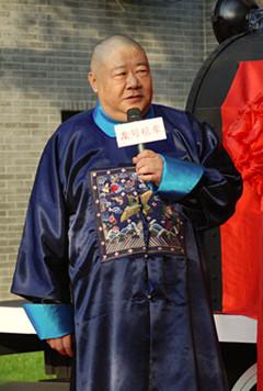 演员刘金山《龙号机车》饰演百里无垠