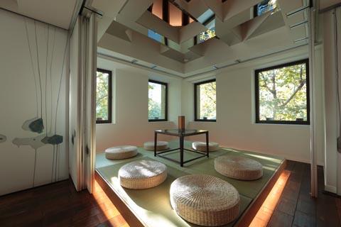「上下」三楼体验空间-香席