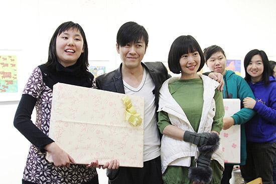 林申举办公益活动