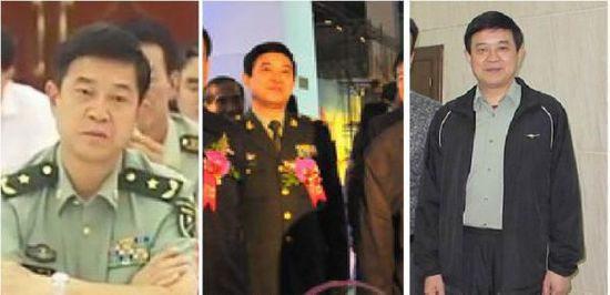 张学杰少将履新第31集团军政委。