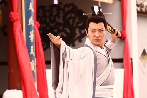 李宗翰饰吕洞宾