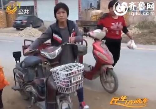 22日,刘洪云曾出现在山东广播电视台公共频道《民生直通车》镜头中