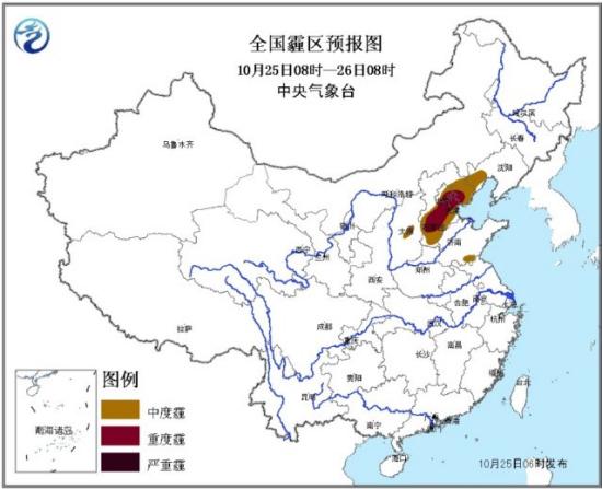 中新网10月25日电 据地方气候台配资官方网 音讯,地方气候台25日凌晨6时接续公布霾黄色预警。