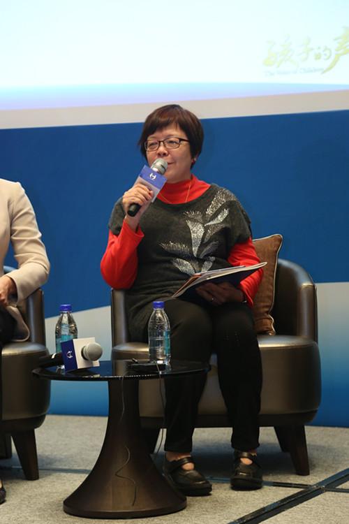 黄逎毓 台湾师范大学家庭研究与发展中心主任