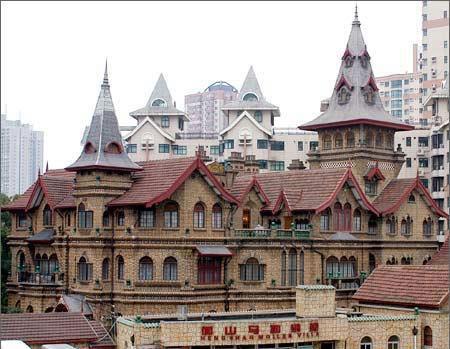 上海滩花园洋房_百年上海滩最顶级的十栋老洋房-搜狐