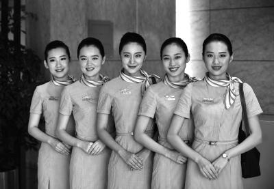 福州航空空姐