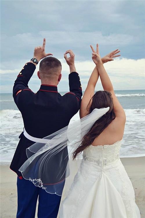 灵感大碰撞 创意婚纱摄影小支招