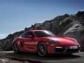 [海外新车]最强大保时捷跑车 Cayman GTS