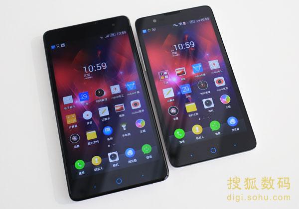 中兴v5_中兴V5 Max/V5S体验:双4G成最大亮点-搜狐数码