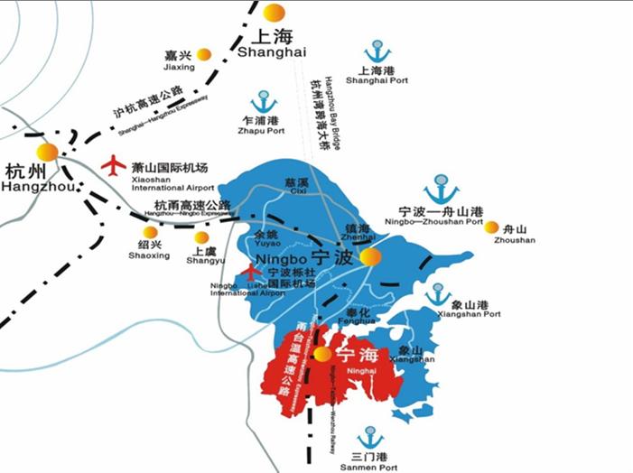 宁海县情简介(组图)