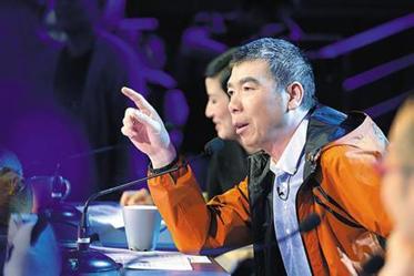 冯小刚导演格外喜欢橙色