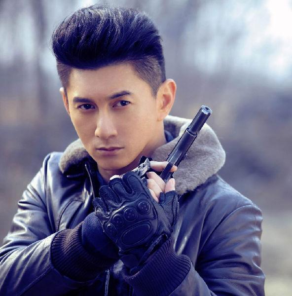 吴奇隆—台湾男歌星演员,代表作品祝你一路顺风,步步惊心,新白发魔女图片