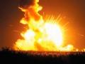 美 天鹅座 飞船升空六秒后爆炸