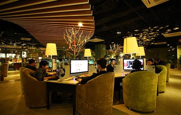 今后在北京你再也见不到普通网吧了(图)图片