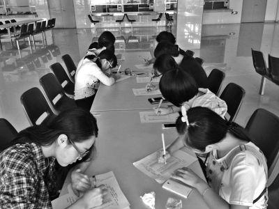 """福州五校大学生挑战""""地名拼读"""" 福建工程学院夺冠"""