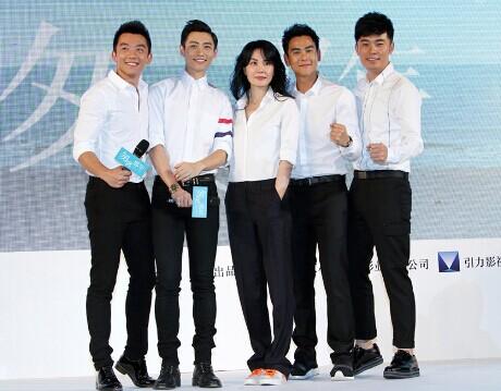 《匆匆那年》主题曲公布 彭于晏王菲同唱一首歌