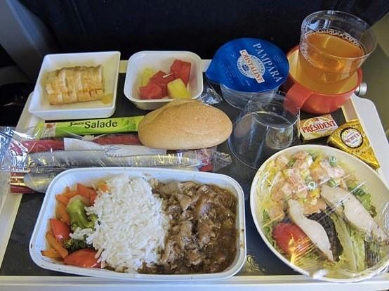 法国航空餐