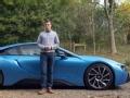 [海外试驾]未来色彩 宝马i8 Coupe概念车