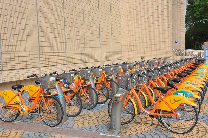 """2014台湾自行车节""""骑遇福尔摩沙""""启动仪式现场.图片"""