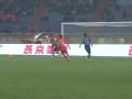 视频-吴曦门前补射轻巧一挑破门 鲁能4-2舜天