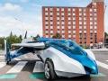[海外新车]新飞行汽车Aeromobil完成首飞