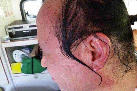 华东政法大学通报女生泼热水 教师受不法伤害图片